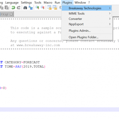 BTI++ for BPC Script Logic